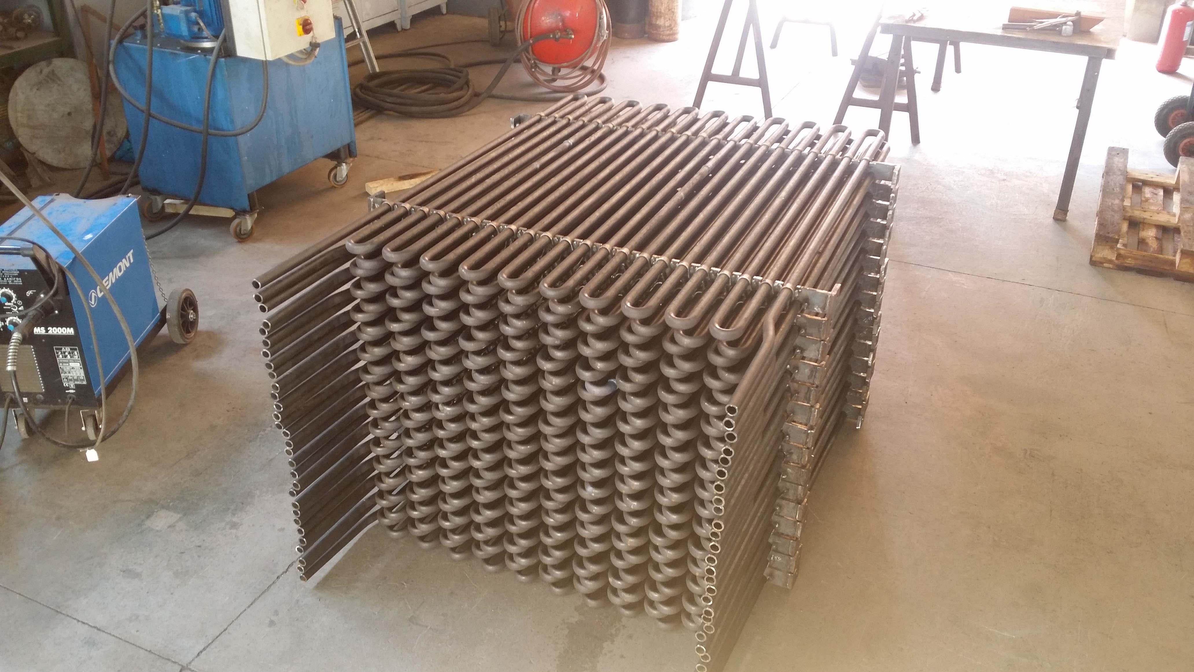 MIURA GAS BOILER COILS TYPE - Boiler Marine