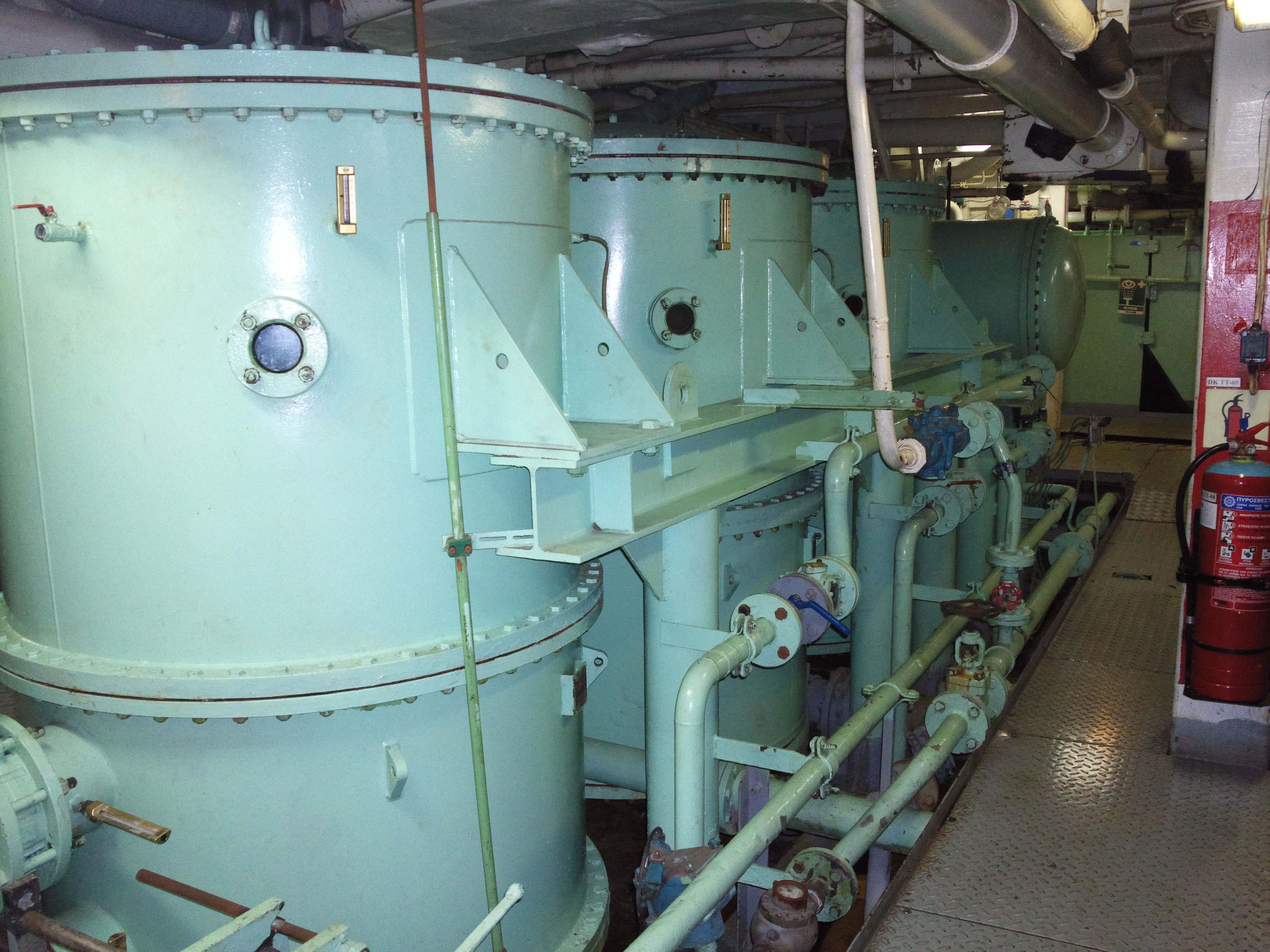 FRESH WATER GENERATORS TYPE SASAKURA ATLAS - Boiler Marine